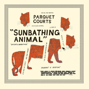 parquet courts - sunabthing animal